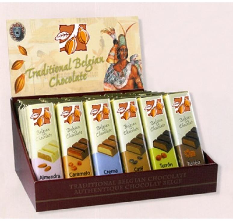 Chocolatinas Surtidas Display 20 Unids